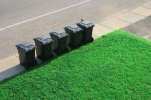 So können Sie Müll elegant aufbewahren