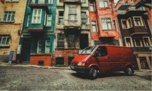 Anschaffung eines Nutzfahrzeuges – Transport von Festool Systainer