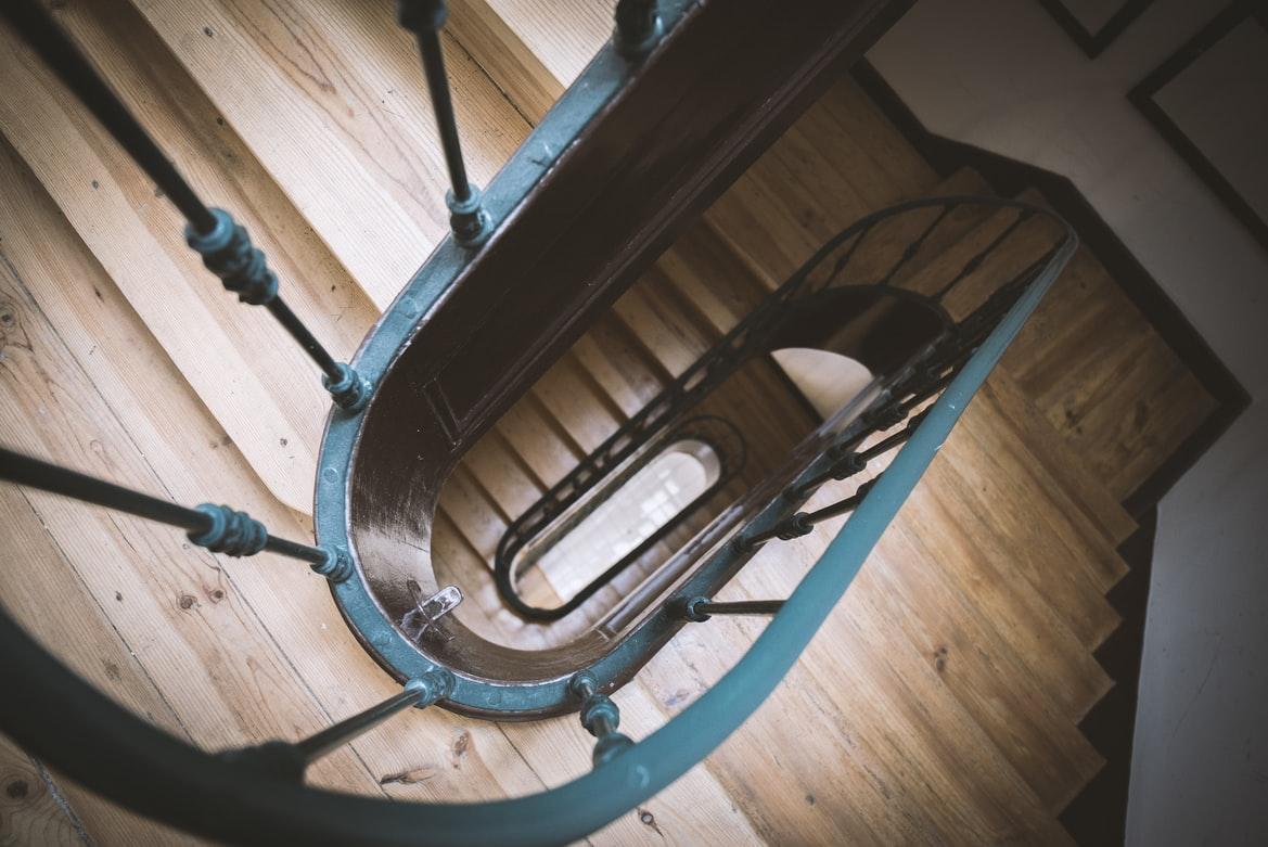 Darum überzeugt die Holztreppe